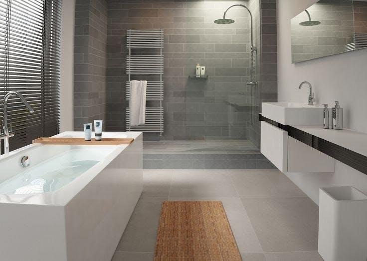 Badkamer Kosten Gemiddeld : Badkamer verbouwen of verplaatsen wat gaat dit u kosten
