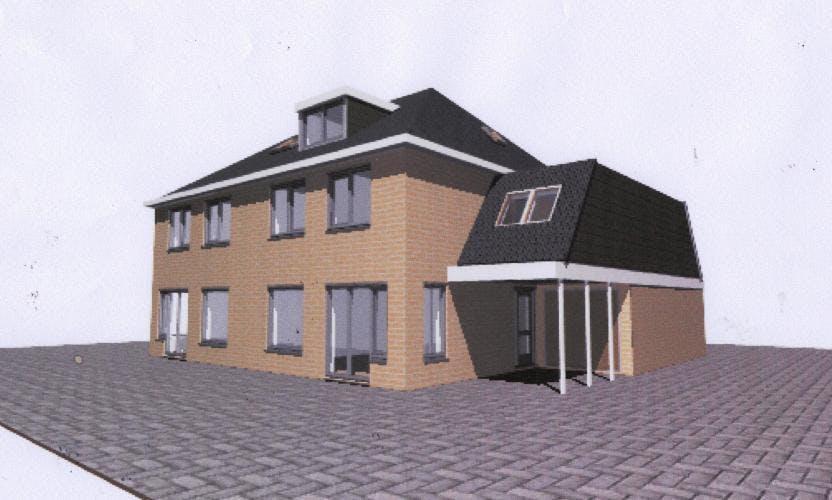 Prefab Garages Beton : Dakopbouw op een plat dak in één dag geplaatst. wat is hiervan de prijs?