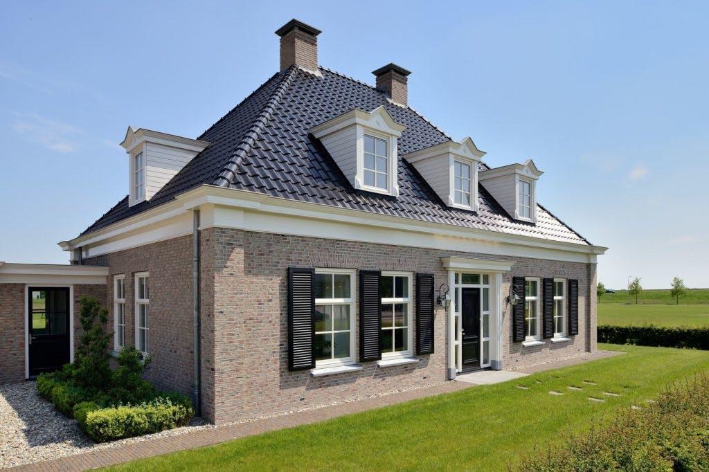 Vrijstaand Huis Bouwen : Wat zijn de prijzen voor het bouwen van een nieuw huis