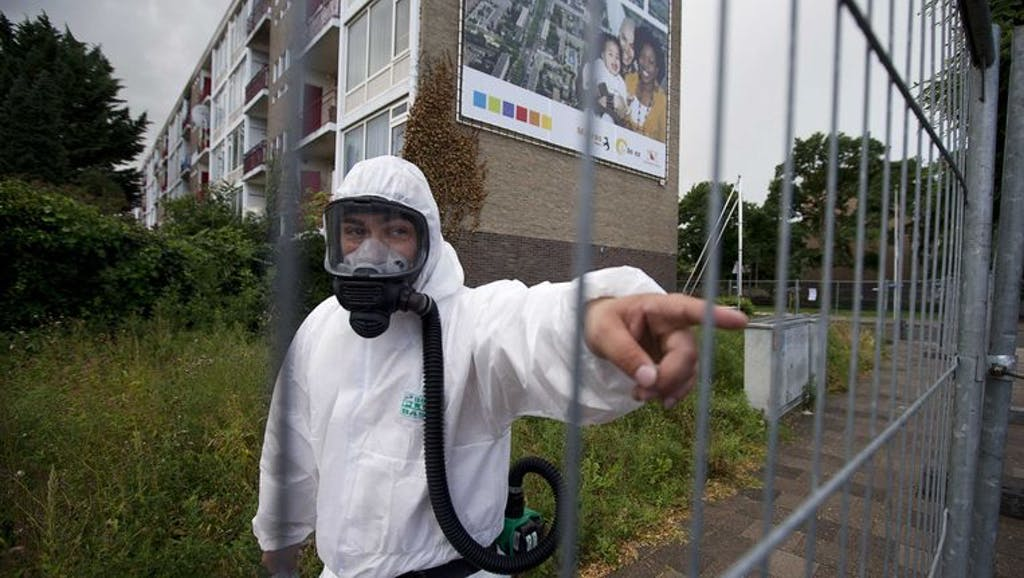 asbest-verwijderen